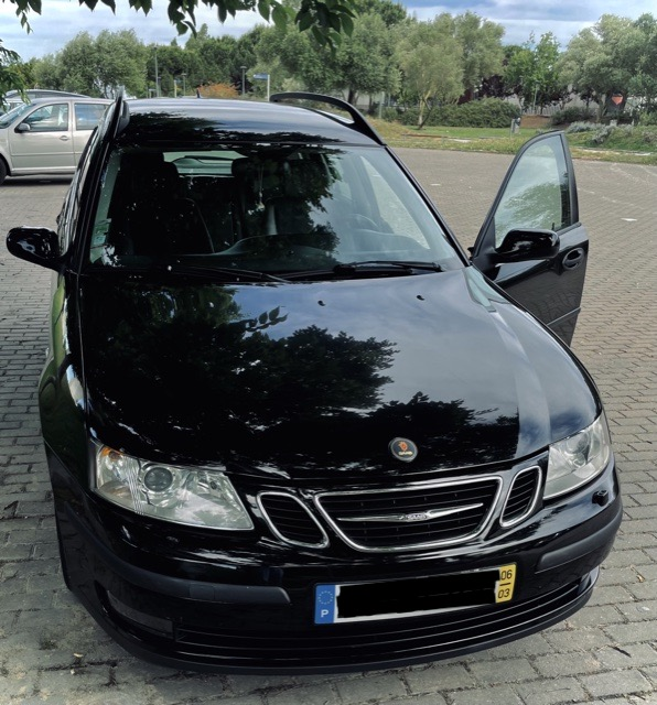 Saab 9-3 Sport Wagon