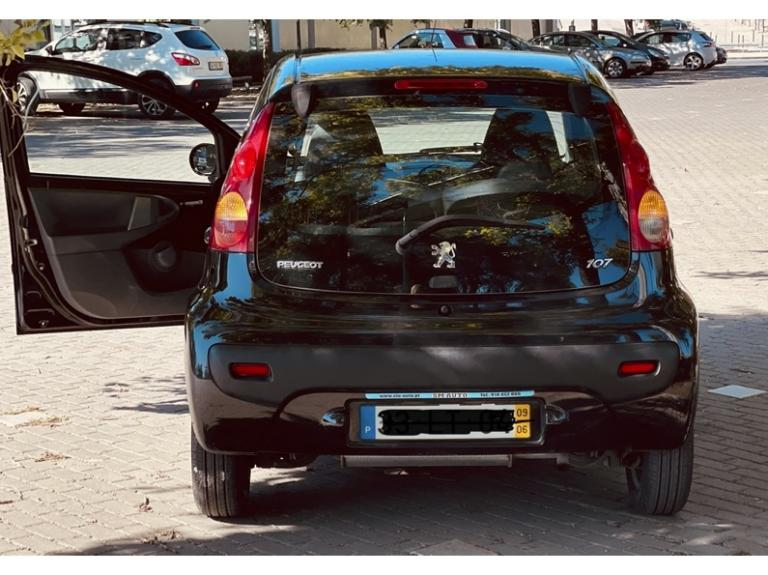 Peugeout 107